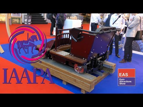 IAAPA European Attractions Show 2018   Trade Show Vlog (Ft. Full Vekoma Interview)