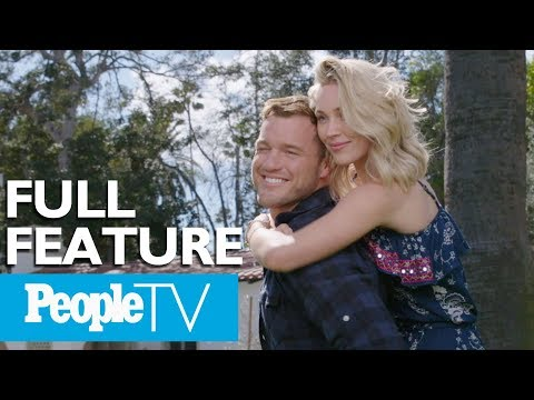 &39;Bachelor&39; Stars Colton & Cassie On Their Breakup The Fence Jump & More   PeopleTV