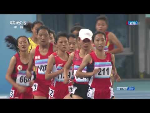 2017年第十三届全运会 田径第四比赛日 20170905   CCTV
