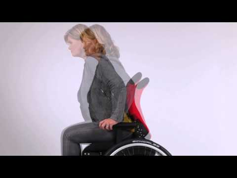 O4 Wheelchairs - Actief Passief Module - Pfi verstelling