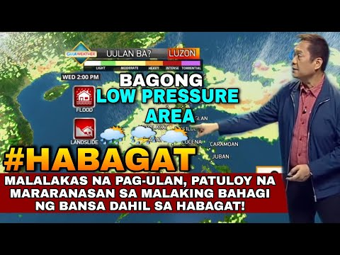 GMA NEWS: BAGONG LPA | WEATHER UPDATE TODAY LIVE | WEATHER FORECAST FOR TODAY | ULAT PANAHON TODAY