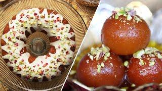 Gulab Jumun Cake as Made by Hetal Vasavada