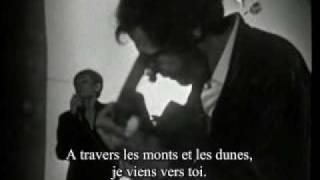 La Dame Brune -Barbara et Georges Moustaki- (avec sous-titres)
