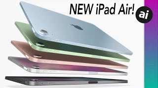 iPad Air (2020)! Everything NEW!