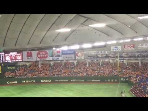 2015 読売ジャイアンツ 最終戦 SUPER1-9