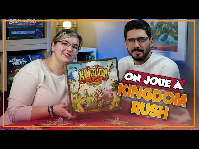 [On joue à] KINGDOM RUSH chez Lucky Duck Games