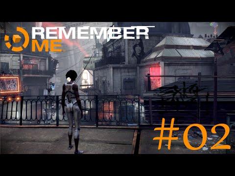 #02 Let's Play Remember Me | Episode 1 | Die Slums von Neo-Paris