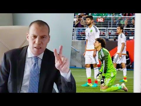 Osorio arruina el mundial para México