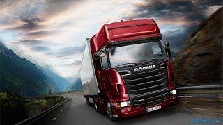 Euro Truck Simulator 2 Gece Muhabbeti