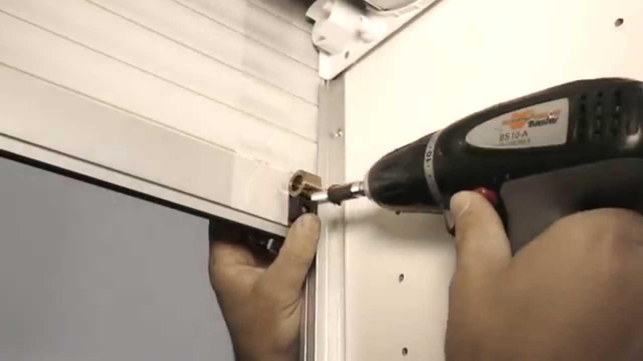 Montaje kit persiana pvc servicanto para mueble de cocina - Como hacer puertas de armario ...