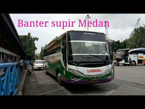 Cuaca buruk bnyk cobaan Jkt-Palembang,Trip Repot bus Lorena