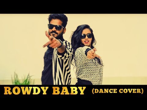 Rowdy Baby (Dance Cover) | David Boon Choreography | Maari 2