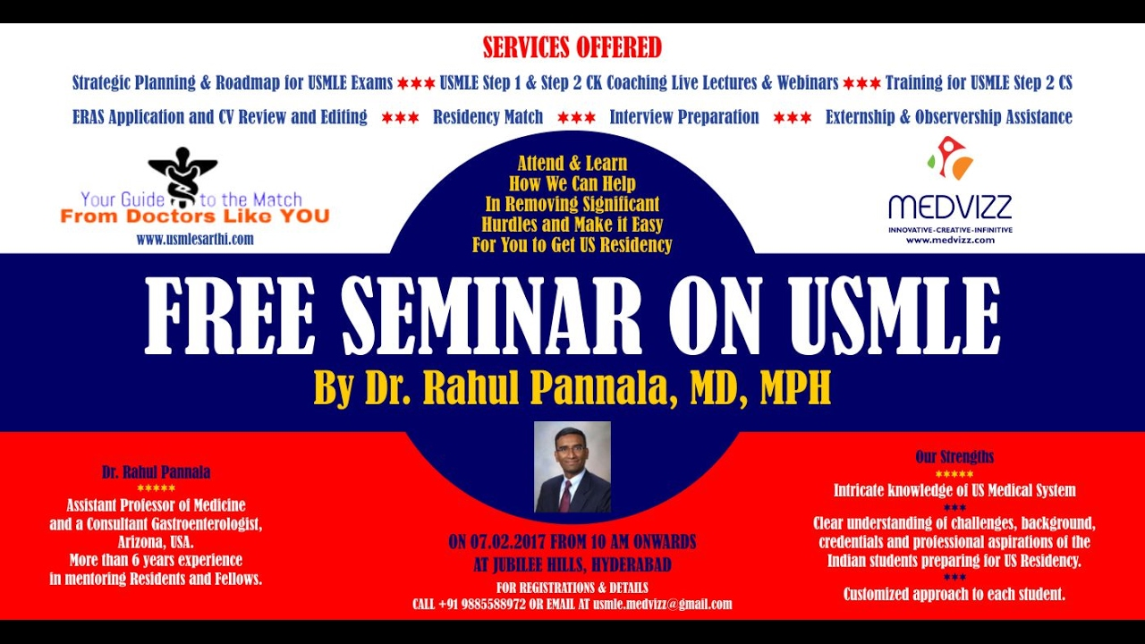 Every thing you need to know about USMLE - Road map to Usmle Success