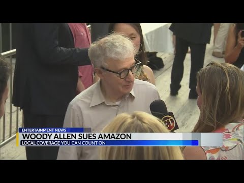 Woody Allen sues Amazon Mp3