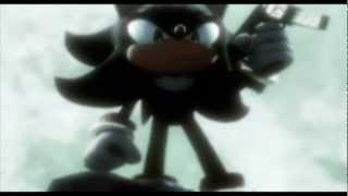 Shadow The Hedgehog - Alien Magnet