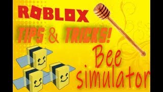 TIPS AND TRICKS ON HOW TO GET GOOD ON BSS  Roblox Bee Swarm Simulator