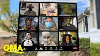 Halloween Zoom Costumes
