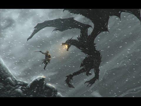 Skyrim Playthrough - #1: Creating The Dragonborn