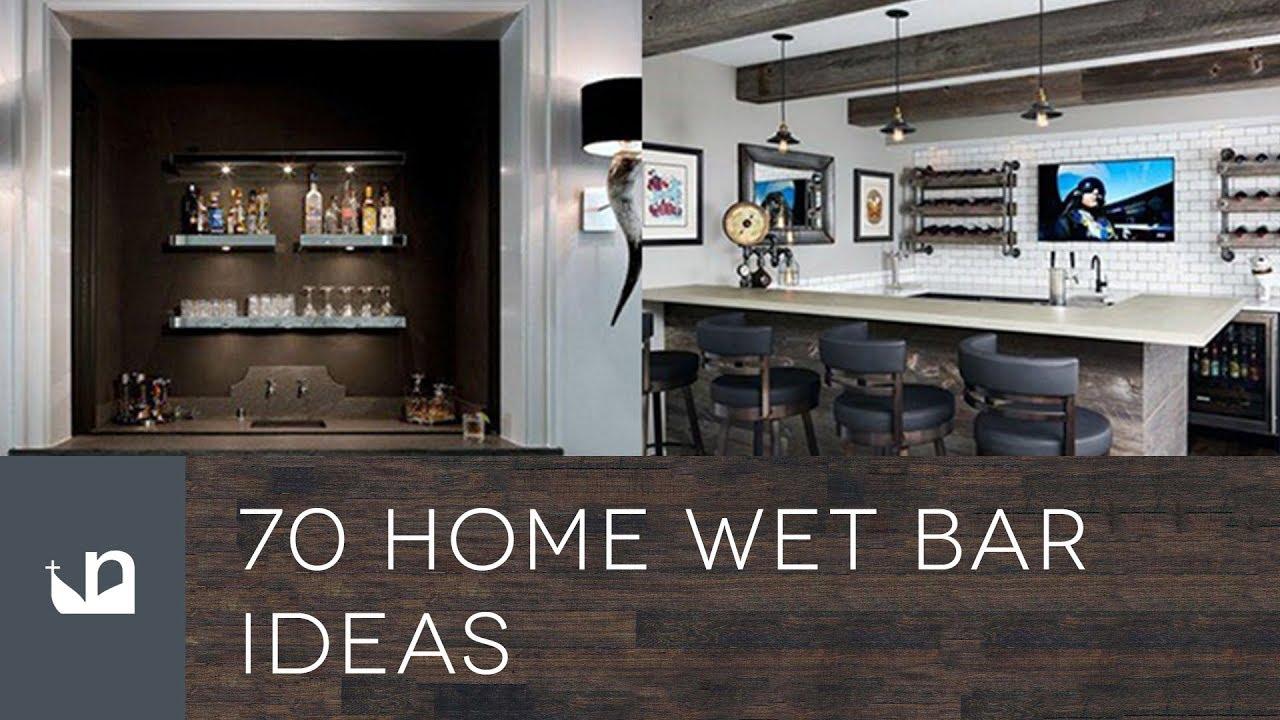 Home Wet Bar Ideas: 70 Home Wet Bar Ideas