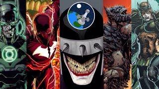 Todas las versiones malvadas de Batman streaming