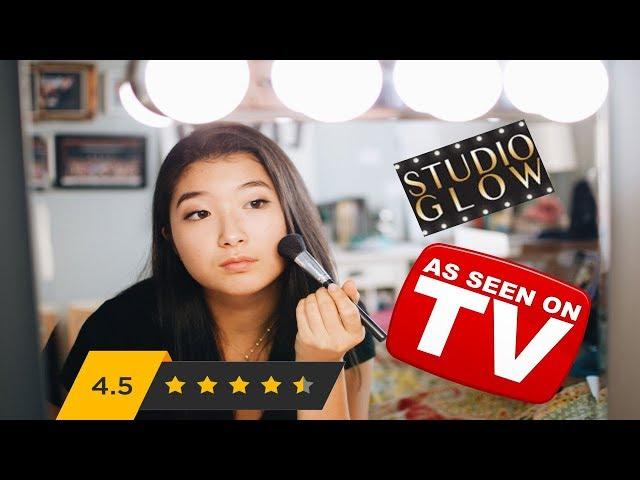 Studio Glow Review: As Seen on TV ʘ‿ʘ