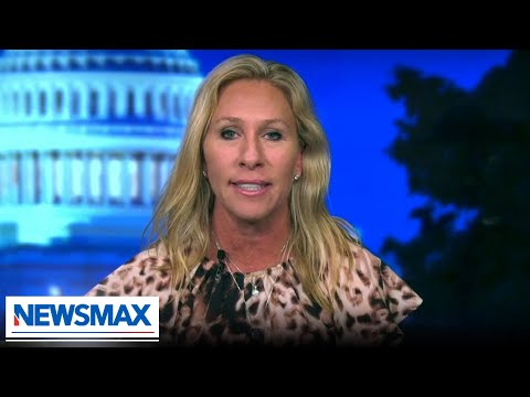 Rep. Greene temporarily banned from Twitter   Cortes & Pellegrino on Newsmax