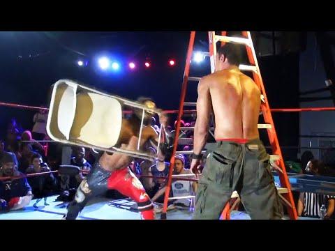 Ladder Match: AR
