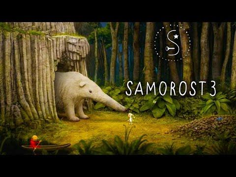 PC版 官方正版 繁體中文版 肉包遊戲 STEAM 銀河歷險記3 太空迷航記3 Samorost 3