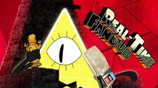 William The Spooky Pyramid - Real-Time Fandub - Gravity Falls Weirdmageddon Part 2