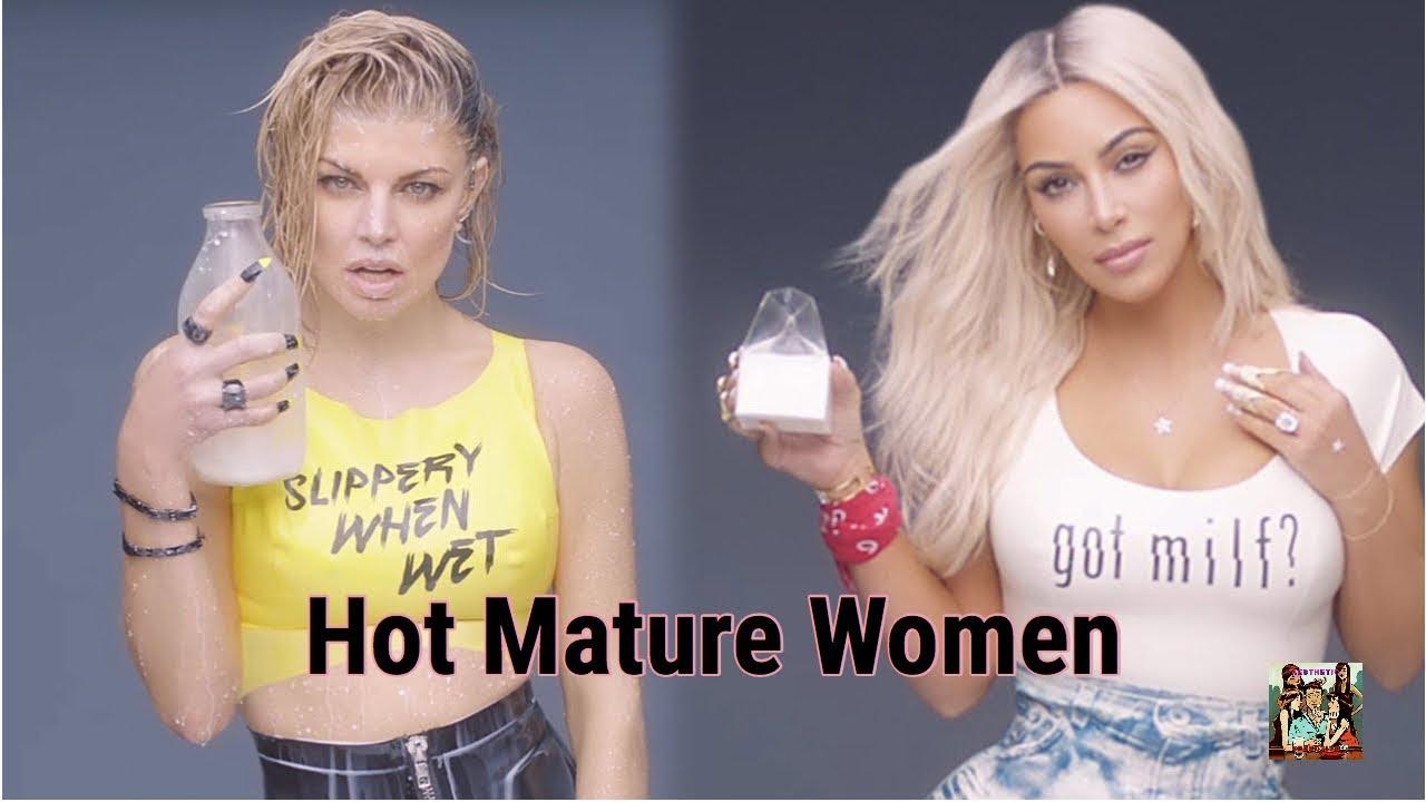 Hot Mature Women Subliminal Affirmations