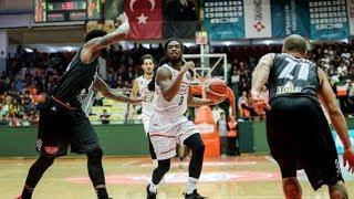 Marcus Thornton(마커스 쏜튼) Basketball Champions League Highlights