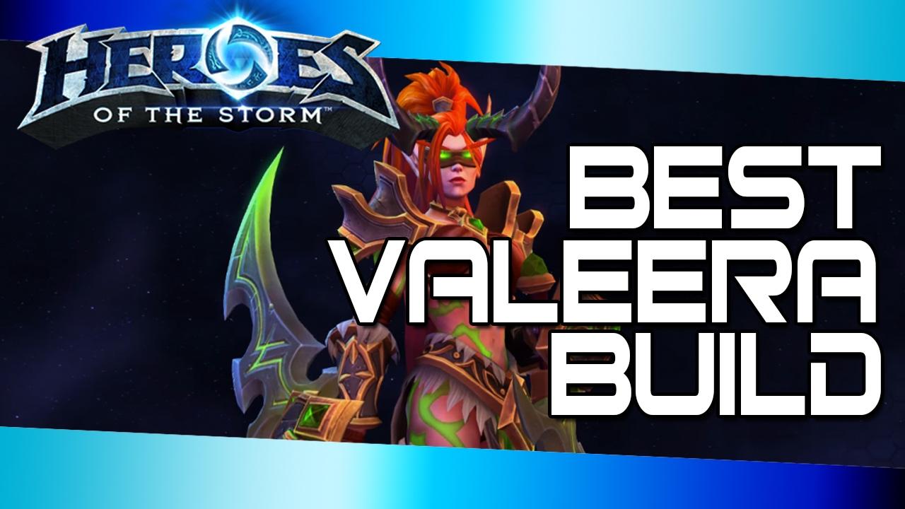 Valeera Build