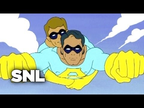 Ambiguously Gay Duo: Fortress of Privacy - Saturday Night Live