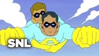 Ambiguously Gay Duo: Forтress of Privacy - Saturday Night Live