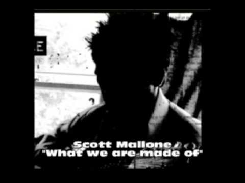 Scott Mallone - What we are made of:歌詞+翻譯
