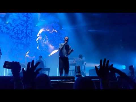Radiohead - Idioteque @ MSG 7/13/18