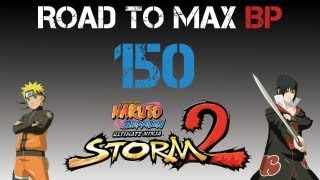 Naruto Shippuden Ultimate Ninja Storm 2 - 237 - Going for 9.999.999 BP [Part 150]