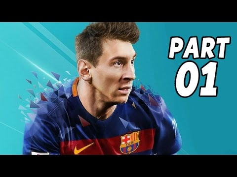 Let's Play Fifa 16 Gameplay Deutsch PS4 German Part 1 - Real Madrid vs FC Barcelona