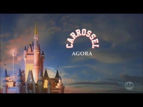 Mundo Disney do SBT com coisas diferentes (13/01/18) (Deu a louca no Mundo Disney)