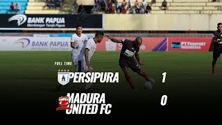 Download Video [Pekan 9] Cuplikan Pertandingan Persipura vs Madura United FC, 16 Juli 2019 MP3 3GP MP4