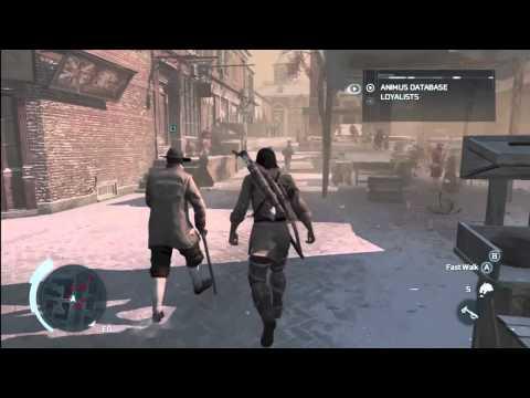 Assassin's Creed 3 -  Ratonhnhaké:ton's New Name