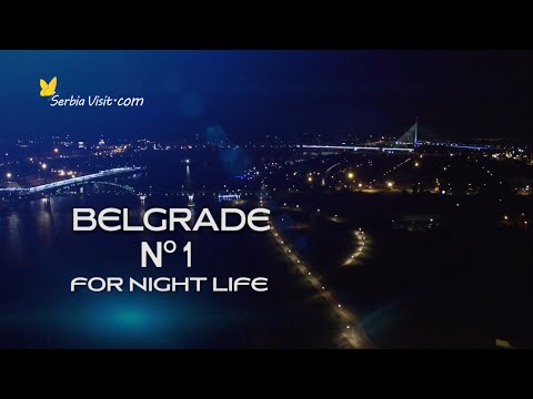 Belgrade by Night - serbia-visit.com