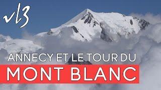 VL3: Tour du  MONT BLANC
