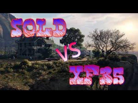 GUERRA - SOLD vs XF35 [DESCRIÇÃO]