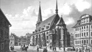 Johann Gottfried Walther (1684-1748) Praeludium und Fuge in A - Walter Gatti, organ