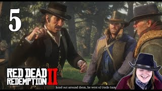 "Red Dead Redemption 2 - Part 5 ""CAMP"""