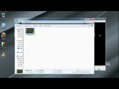 HTML5 Tutorial 1: Using VLC to Convert Videos to .mp4, .ogg and .webm