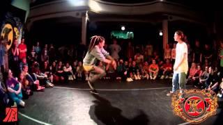 Hip Hop Juniors - Лера vs. Нюша