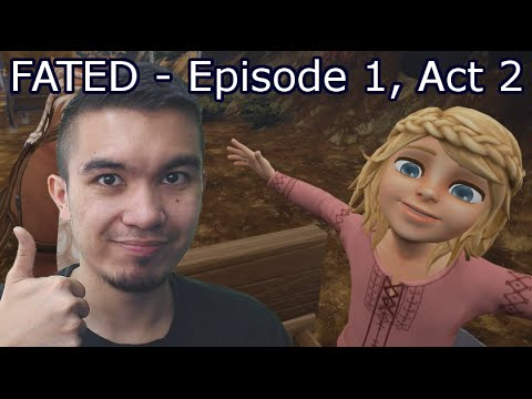 FATED: The Silent Oath - Ep. 1, Act 2 |