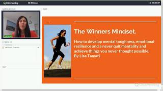 How to develop mental toughness, emotional resilience & a never quit mentality